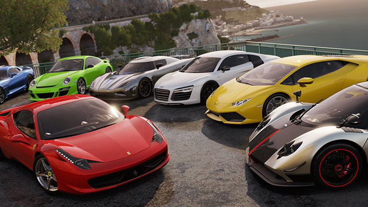 Гоночные игры — Золотой статус Xbox Live Gold