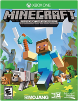 Minecraft Xbox One Edition box shot