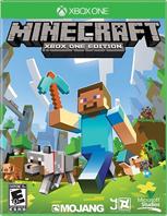 《我的世界》Xbox One 版包装盒