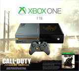 Xbox One Limited Edition Call of Duty: Advanced Warfare Bundle box