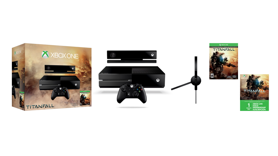 Xbox One Titanfall Bundle الأعلان عن Xb...