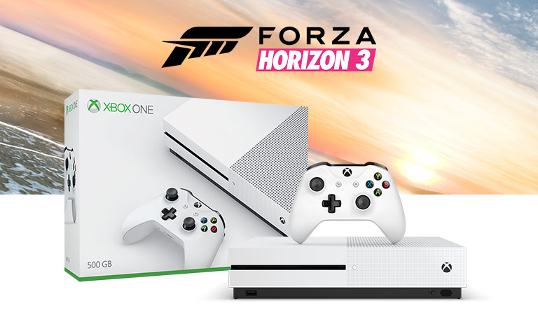 Forza Horizon 3 500GB Bundle