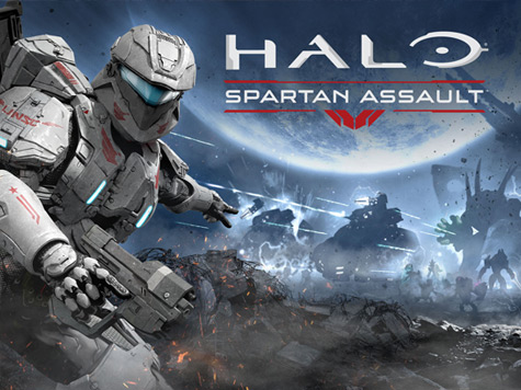 Halo: Spartan Assault - Xbox 360 版好評配信中!
