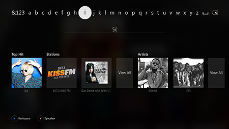 iHeartRadio Search