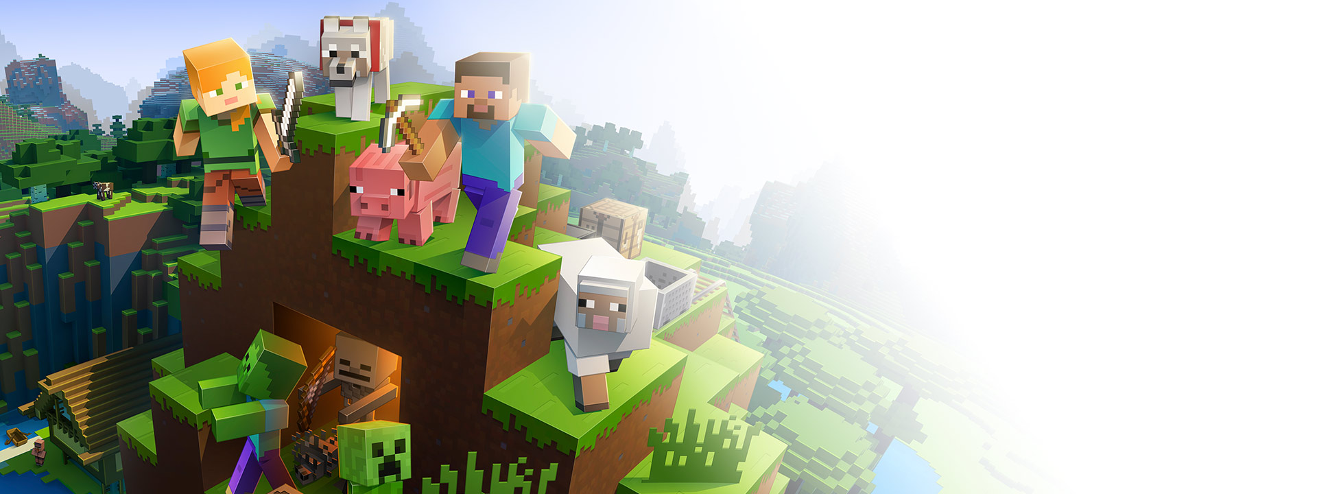Minecraft New Ways to Play