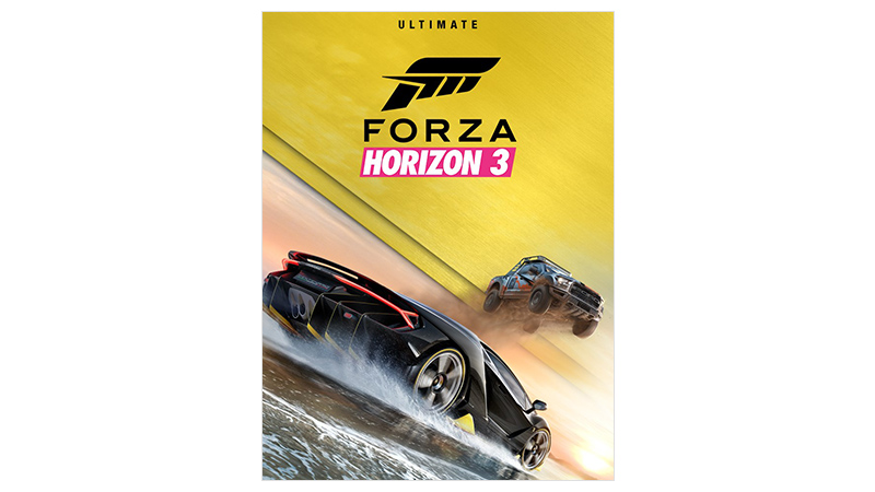 Forza Horizon 3 Ultimate Edition