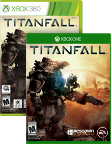Titanfall for Xbox 360 and Xbox One