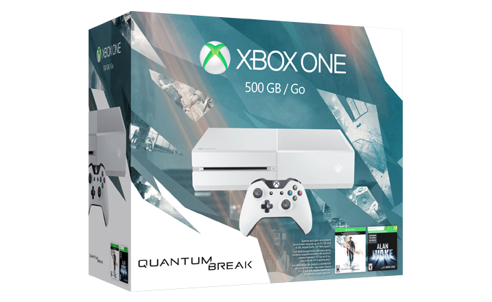 Quantum Break bundle
