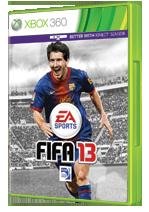 Fifa 13 Boxshot