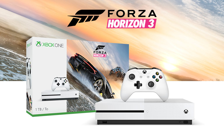 Forza Horizon 3 1TB Bundle