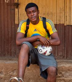 Jugadores - Ghana