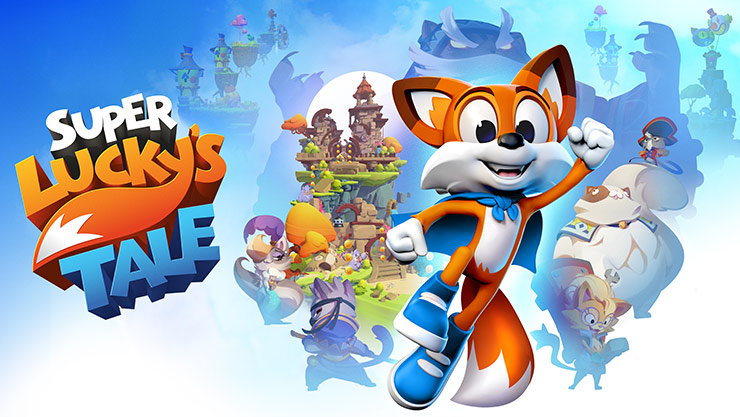 Super Lucky's Tale  boxshot