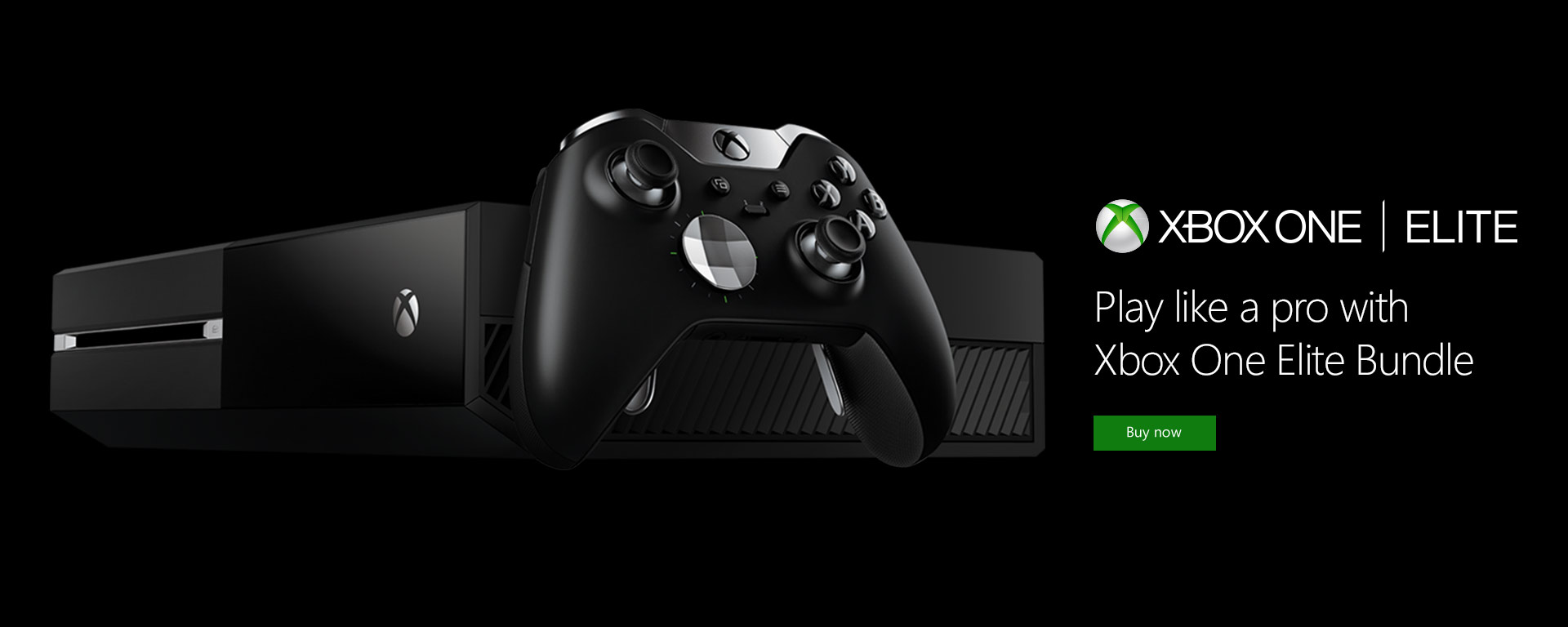 Xbox One Elite Bundle