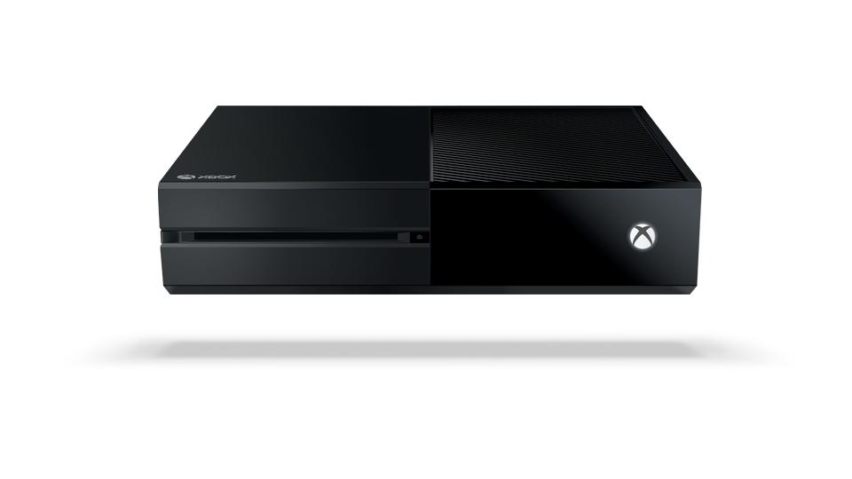 Black Xbox One Console