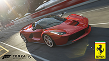 Forza Motorsport 5 Ferrari video