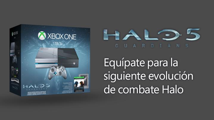 Consola Halo 5