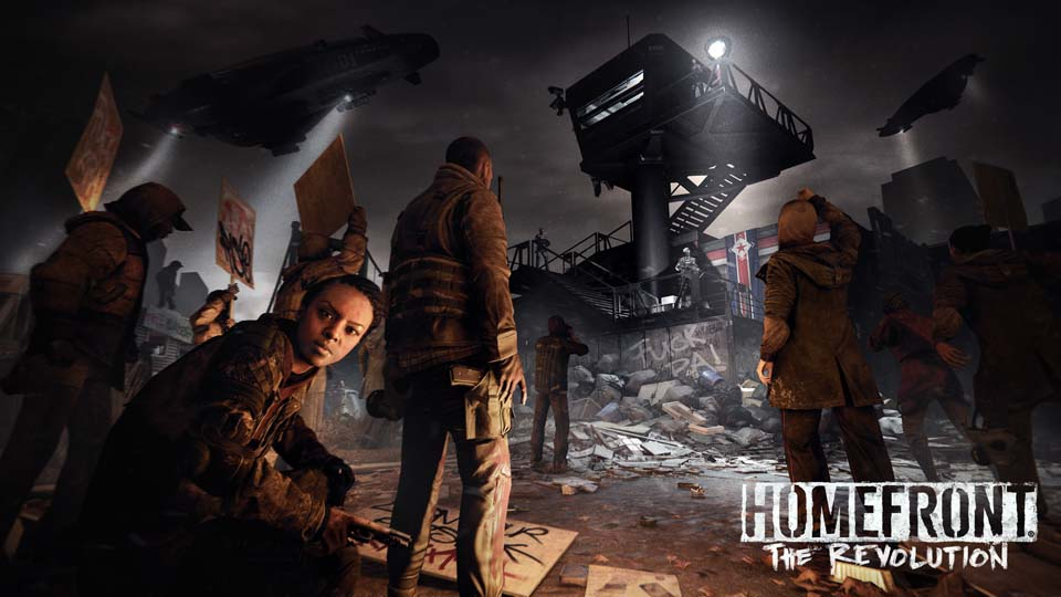 Homefront: The Revolution screenshot 01