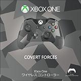 Xbox One ワイヤレス コントローラー (コバート フォーセス)