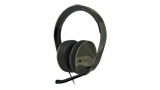 Armed Forces Stereo Headset left angle thumbnail