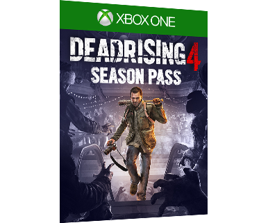 Dead Rising 4 Season Pass -kansitaidetta