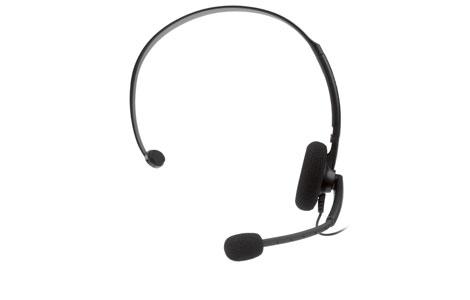 Micro/ casque filaire Xbox 360