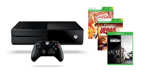 Xbox One Rainbow Six Siege Bundle (1TB)