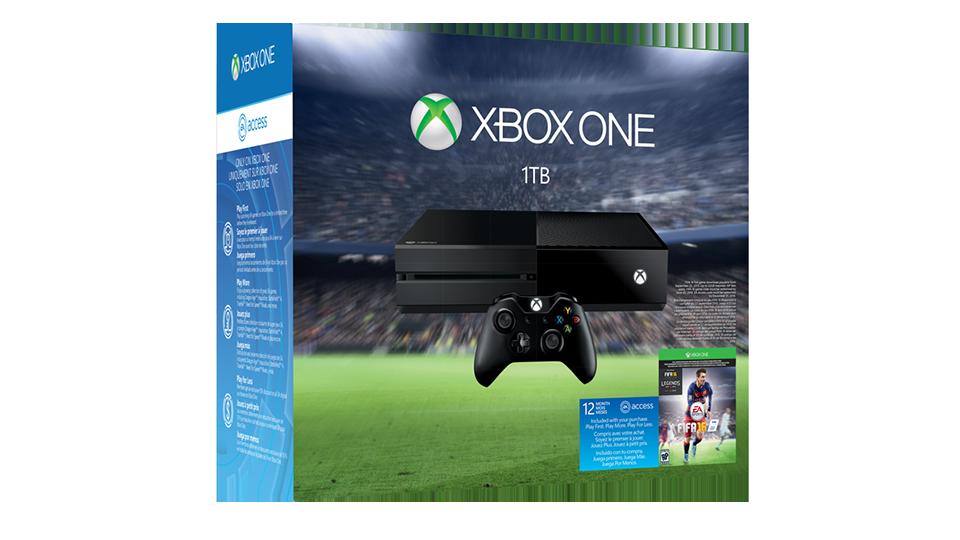 FIFA 16 Bundle Box Shot