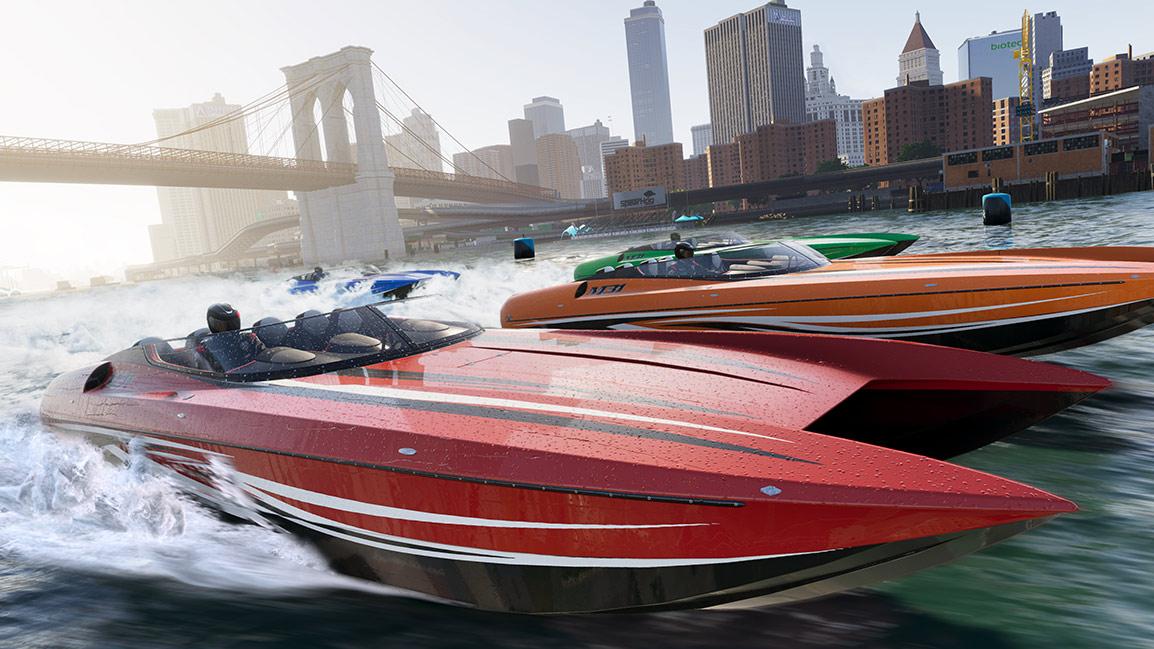 Motorlu tekne yarışı
