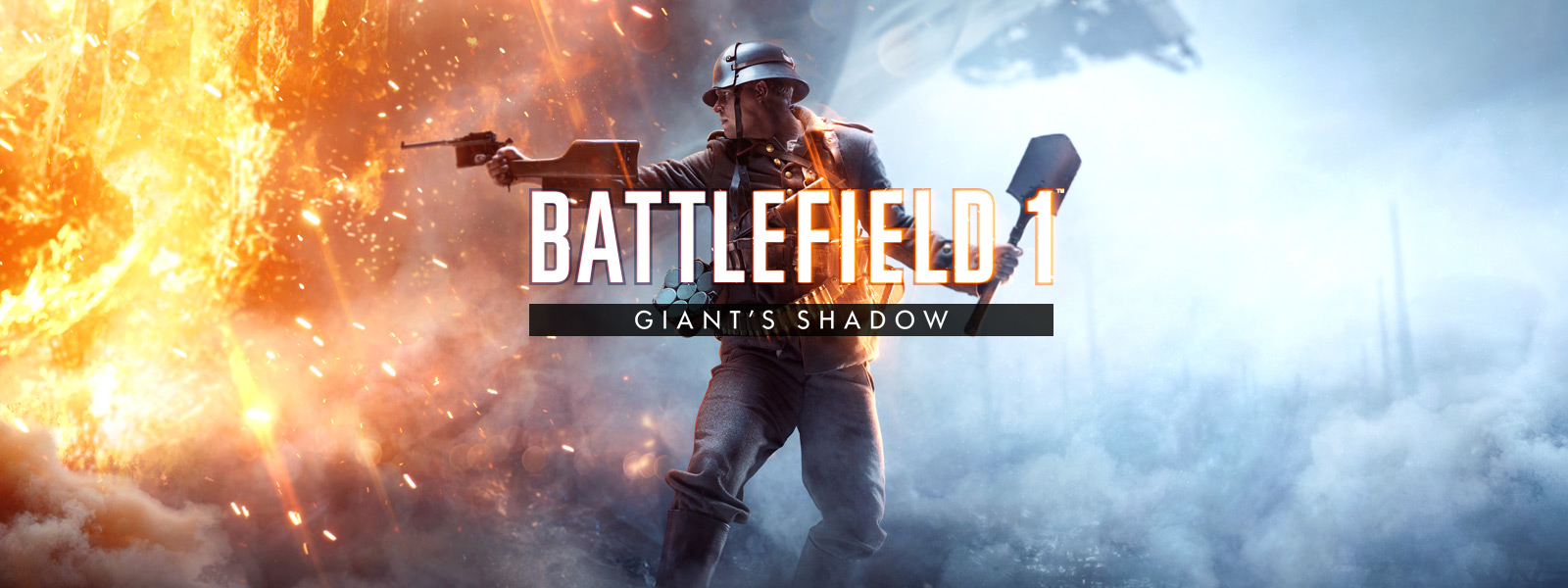Battlefield 1 DLC - Giants Shadow