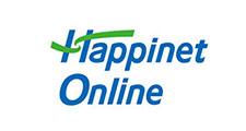 ハピネット・オンライン logo