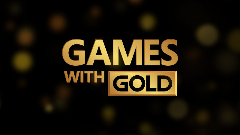 Games with Gold per Xbox
