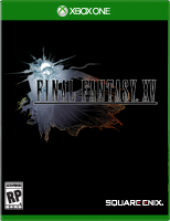 Final Fantasy XV on Xbox One box shot