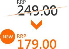 RRP 179.00
