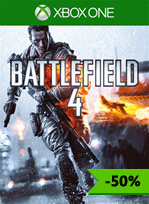 Battlefield 4 box shot