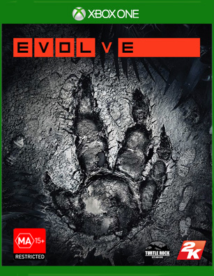 Evolve Pre-order Edition box shot