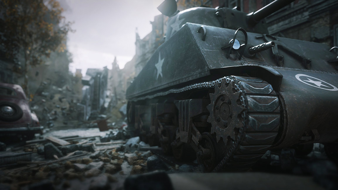 WWII-Panzer