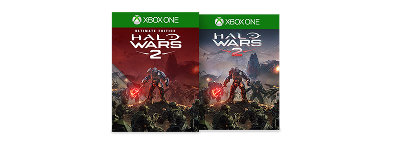 40% off Halo Wars 2 Standard and Deluxe Editions