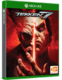 Tekken 7 box shot