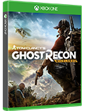 Ghost Recon Wildlands box shot