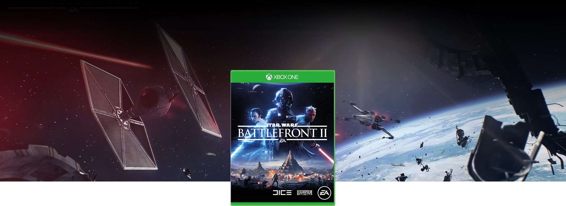 Star Wars Battlefront 2 包裝圖