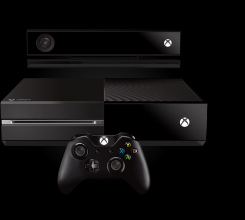 Get your Xbox One console, the all-in-one entertainment system