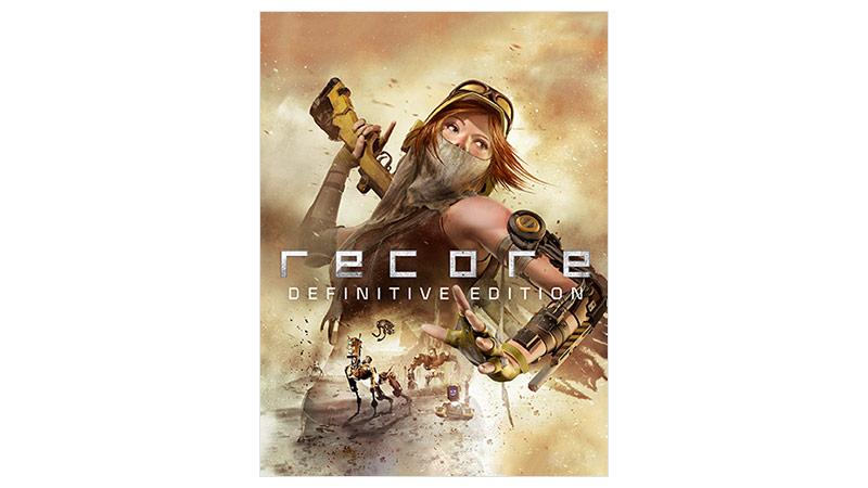 ReCore Definitive edition box shot