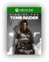 Rise of Tomb Raider Box Shot