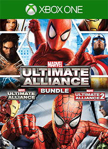 Marvel Ultimate Alliance Bundle boxshot