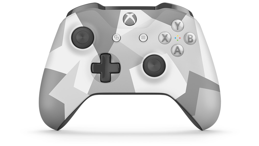 Front view of Winter Forces Controller