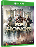 For Honor box shot