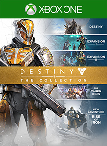 Destiny - The Collection boxshot