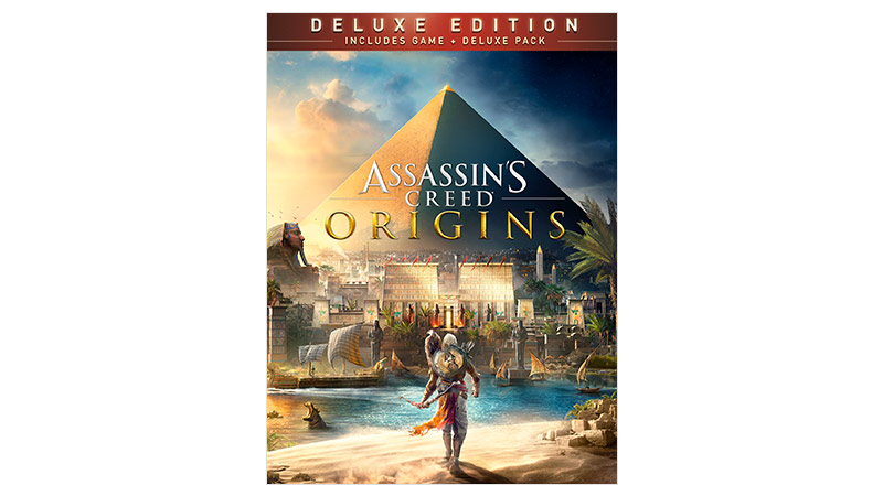 Assassin's Creed® Origins Edición Deluxe