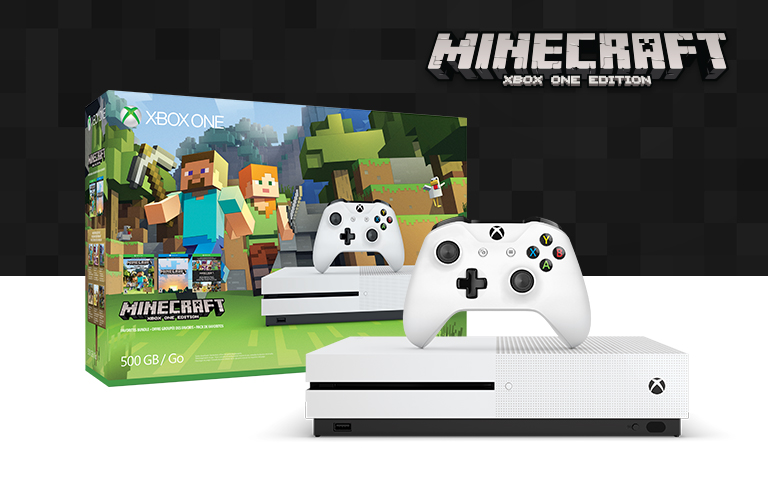 Minecraft 500 GB