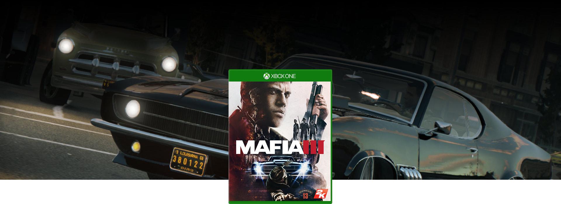Mafia III box shot